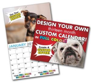 Wall Calendars - Custom
